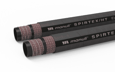 Spirtex and Spirtex/HT Hoses Launched