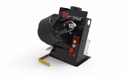 Introducing the MRV 137 EVO R mobile crimping machine