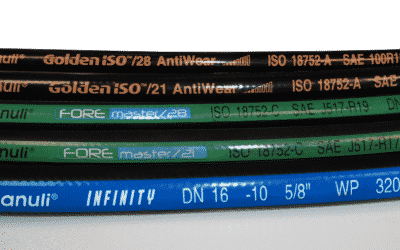 Smooth cover hoses now available