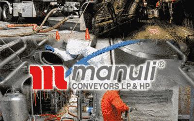 Manuli Launches Conveying Hoses Product Range